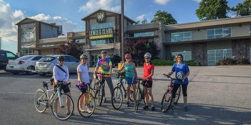 Thursday Hers-Day Greenway Ride (Springdale)