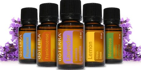 Essential oils 101: Uplift your Vitality with Essential Oils tickets