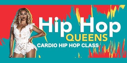 Hip Hop Queens Cardio Hip Hop Class