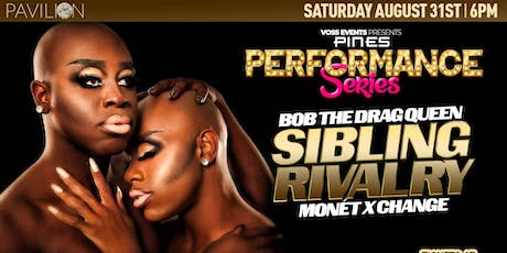 "Pines Performance Series: Bob & Monet ""Sibling Rivalry"" tickets"
