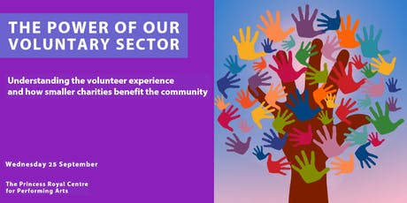 The Power of our Voluntary Sector tickets
