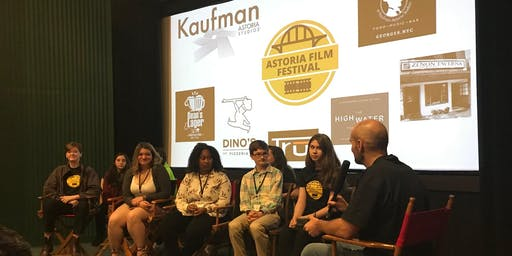 Astoria Film Festival as part of the KAUFMAN BACKLOT FESTIVAL