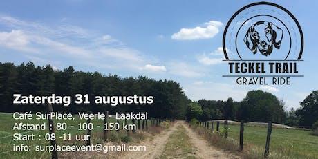 Teckel Trail - Gravel Ride tickets