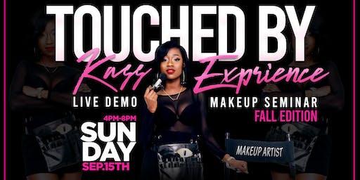 Touchedbykassexperience Live Demo Makeup Seminar