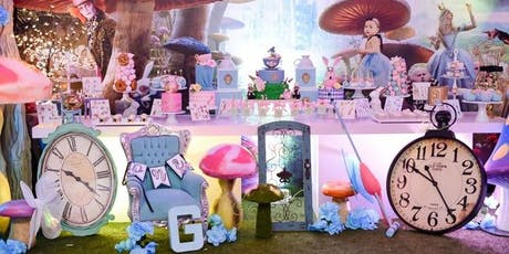 Be Creative like... Alice in Wonderland network event tickets