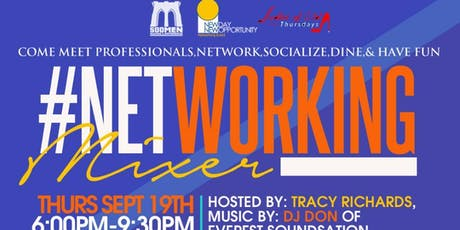 Networking Mixer  tickets