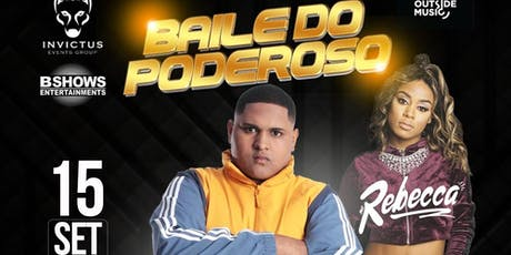 Baile do Poderoso tickets