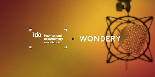 IDA x Wondery Present: Podcast Day