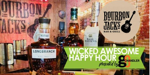Wicked Awesome Happy Hour Bourbon Jacks