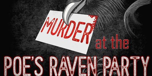 A Gothic Murder Mystery Party