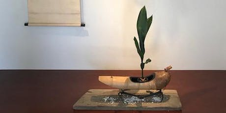Saga Goryū Ikebana Demonstration and Luncheon tickets