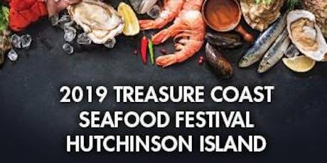 2019 Treasure Coast Seafood Festival Hutchinson Island tickets