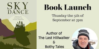 Book Launch - John D. Burns - Sky Dance