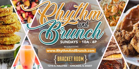RHYTHM & BRUNCH: A BRUNCH PARTY EXPERIENCE tickets