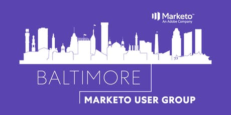 October Marketo User Group - Exceed Expectations by Making It Personal tickets