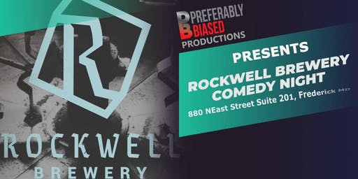 Rockwell Brewery Comedy Night