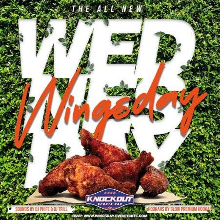 #Wingsday