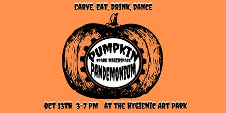 Pumpkin Pandemonium 2019 tickets