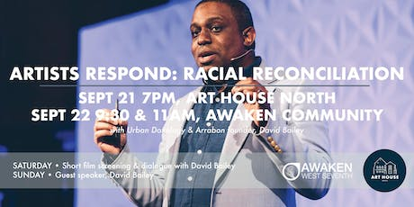 Artists Respond: Racial Reconciliation tickets