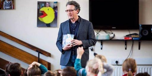 Free Event with Dyslexia Author David Donohue