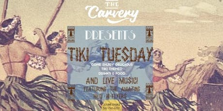 Tiki Tuesday feat. The Hilo Flyers tickets