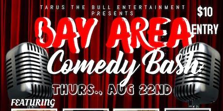 Bay Area Comedy Bash tickets