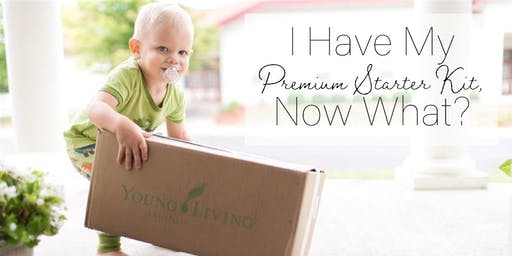 I Have My Premium Starter Kit, Now What?