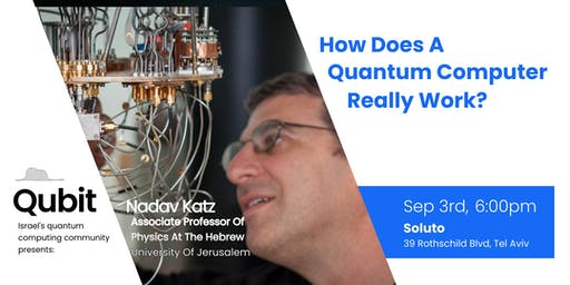 How does a quantum computer really work?