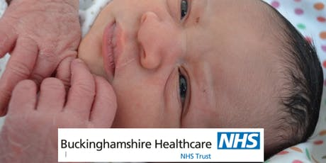 AMERSHAM set of 3 Antenatal Classes NOVEMBER 2019 Buckinghamshire Healthcare NHS Trust tickets