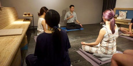 靜觀冥想共修綀習@灣仔星街 Mindfulness Meditation Group Practice (Cantonese) tickets