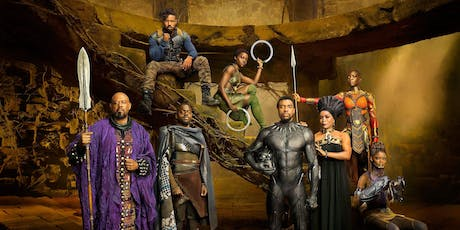 WELCOME TO WAKANDA!!!! DRAGONCON AFROFUTURISTIC PARTY! tickets