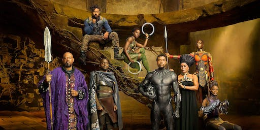 WELCOME TO WAKANDA!!!! DRAGONCON AFROFUTURISTIC PARTY!
