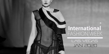 International Fashion Week- Las Vegas Presented by Shimmer Magazine   tickets