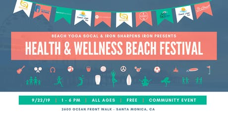 Health & Wellness Beach Festival tickets