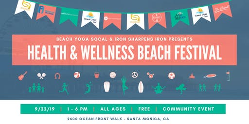 Health & Wellness Beach Festival