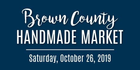 Brown County Handmade Market tickets