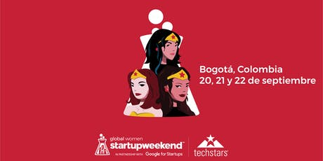 Techstars Startup Weekend Bogotá Women boletos