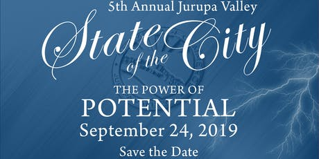 Jurupa Valley State of the City 2019 tickets