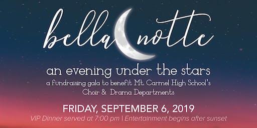 Bella Notte: An Evening Under the Stars (2019)