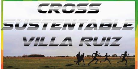 Cross Sustentable Villa Ruiz 1ra edición entradas