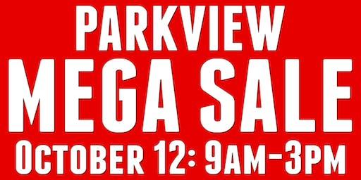Parkview Mega Rummage Sale 2019