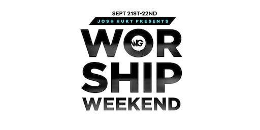The Worship Gathering: The Worship Weekend 2019