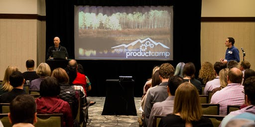Rocky Mountain ProductCamp Fall 2019