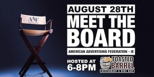 Meet the Board - AAF IE