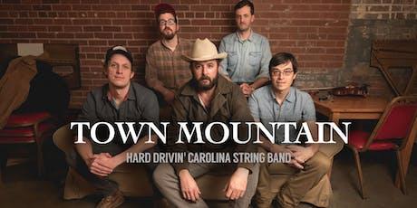 Town Mountain tickets