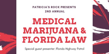 Medical Marijuana & Florida Law tickets