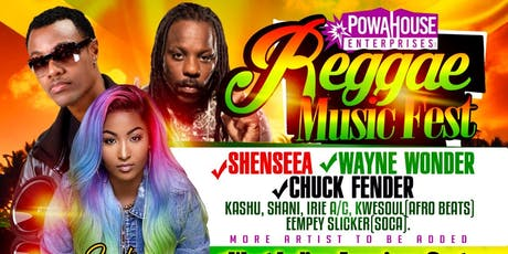Powahouse Reggae Music Festival tickets