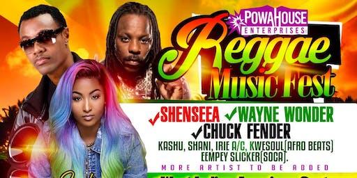Powahouse Reggae Music Festival
