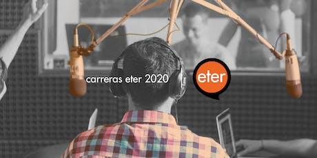 Carrera de Locución integral de radio y TV - Ingreso 2020 entradas