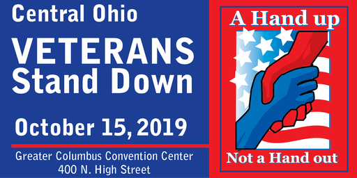Central Ohio Veterans Stand Down Lunch Registration